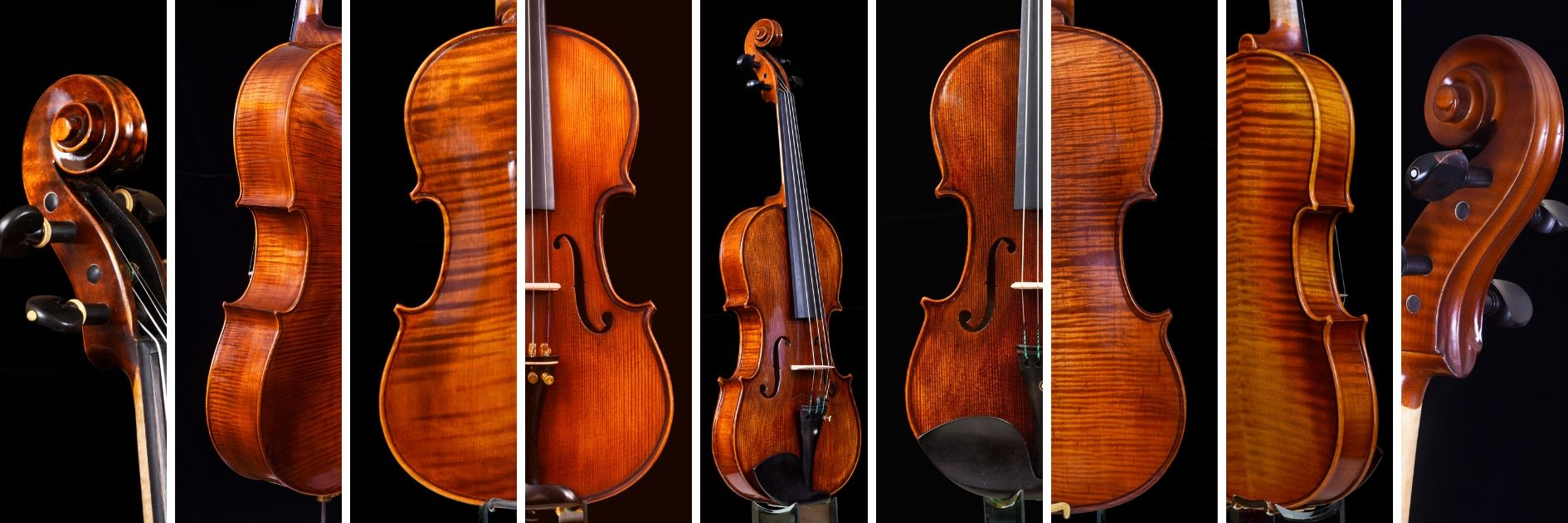Quality, Professionally Setup Violins, Violas & Cellos for Hire